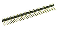 HEADRAS40 - 40 Pin .100inch Right Angle Headers