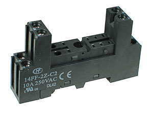 HF115FP_BASE - HF115FP Power Relay Socket