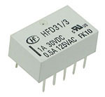 1A DPDT Miniature PC Mount Relays