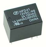 HFD41 - 2A PC Mount Relays