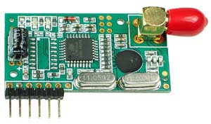 Transparent Wireless Data Link - 433MHz - TTL Interface