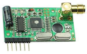 Transparent Wireless Data Link - 433MHz - RS232 Interface