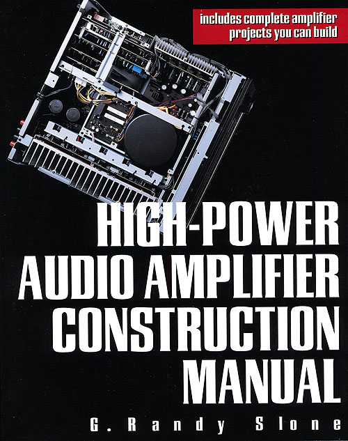 High-Power Audio Amplifier Construction Manual