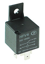 Automotive Horn Relays