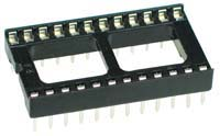ICS24 - 24 Pin IC Socket