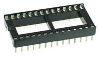 ICS28 - 28 pin IC Socket