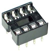 8 Pin IC Sockets
