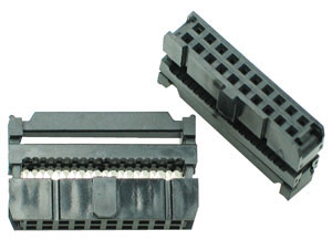 IDCC20 - 20 Contact IDC Socket Connector