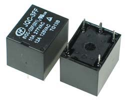 JQC-3FF-05 Relay Technical Data