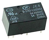 5V 2 Coil Latching Relay