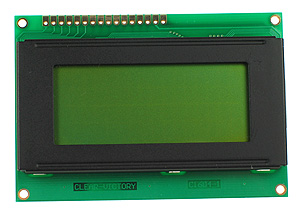 LCD16x4BL- 16 x 4 Character LCD Display with Backlight