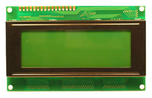 LCD20X4 - 20 x 4 Character LCD Display