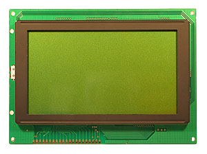LCD240X128 - 240x128 Graphic LCD Display