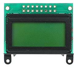 LCD8X2- 8 x 2 Character LCD Display