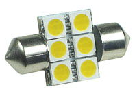 LEDFEST12WW - Festoon 12V LED Replacement Lamp Warm White