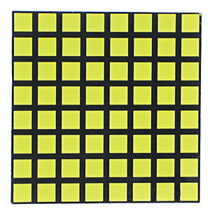 LEDMS88WH-CC - White Square 8x8 Common-Cathode Led Matrix Display