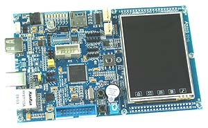 Click for Larger Image - LPC1768 Controller
