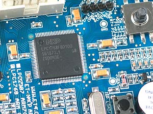 Click for Larger Image - LPC1768 Controller - LPC1768 Microcontroller