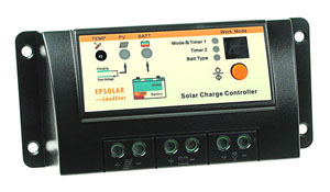 10A Solar Charge Controller for Lighting
