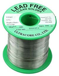 SOLDER_LFREE_0MM5 - Lead Free Solder 0.5mm
