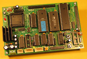 68HC11 Development Board
