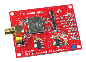 Click for Larger Image - GPS Mini Board