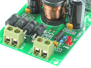 Click for Larger Image - 5V High Power Supply Mini Board