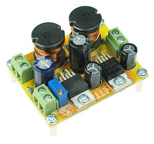 High Power Variable Supply and 5V Power Supply Mini Board