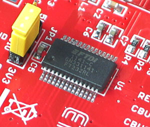 Click for Larger Image - USB Mini Board
