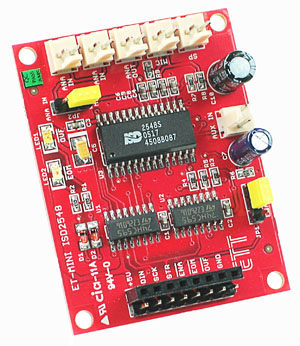ISD2548 Voice Record and Playback Mini Board