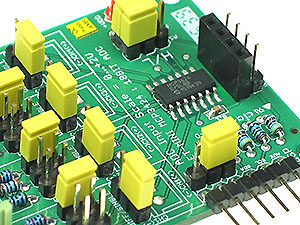 Click for Larger Image - High Accuracy A/D Converter Board