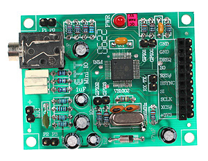 Click for Larger Image - MP3 Mini Board