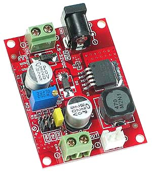 Variable Power Supply Mini Board