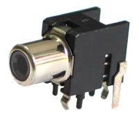 PCB Mount RCA Sockets - Standard Version