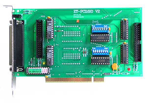PCI Bus Interface Card