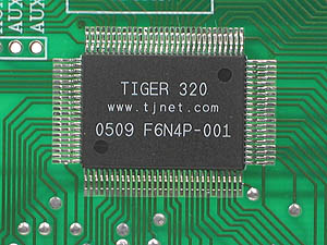 Click for Larger Image - Main Controller Tiger Microprocessor