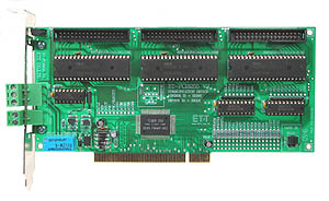 Click for Larger Image - PCI8255 V3 Board