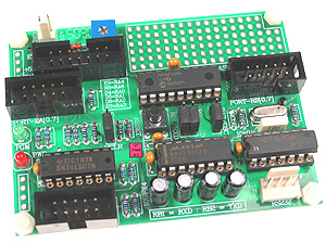 Click for Larger Image - PIC16F628 Controller