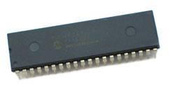 PIC16F747 Microchip IC