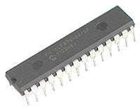 PIC16F876 Microchip IC