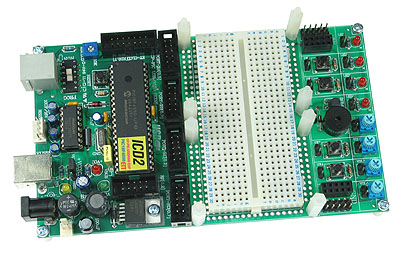 Microcontroller Boards - Main Page