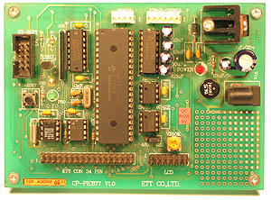 PIC16F877 Development Board