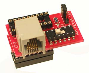 PIC Programmer - 18 Pin Adapter