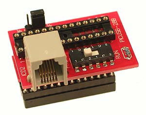 PIC Programmer - 28 Pin Adapter