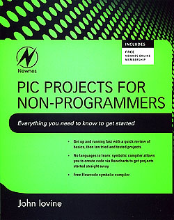 Click for Larger Image - PIC Projects for Non-Programmers
