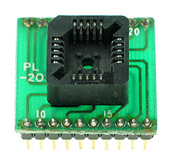 20 Pin PLCC Adapter