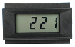 PM128E - LCD Panel Meter - 5V Common Ground