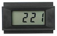 3.5 Digit LCD Panel Meter