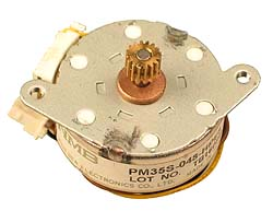 Medium Stepper Motor - PM35S