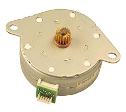 Large Stepper Motor - M55SP-1